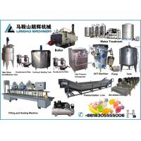 China LHBBJ Ice Pop Filling And Sealing Machine For Plastic Tube on sale