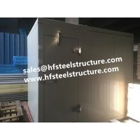 Walk In Cold Room Insulated Cold Room Panels , Steel Buildings Cold Room Wall Panels Manufactures