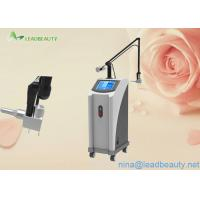 China Portable/ dot fractional CO2 laser RF tube for scar removal equipment on sale