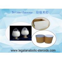 China CAS 378-44-9 Legal Anabolic Steroids Corticosteroid Hormone Betamethasone Powder on sale