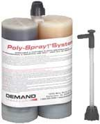 China Fire Resistant PU Foam Spray on sale