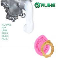 Buy cheap Injection Molding Of Liquid Silicone Rubber Two - Part Platinum - Cured from wholesalers