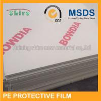 2.1M Width PMMA Panel Surface Protection Film Paint Protection Wrap Anti Dust Manufactures