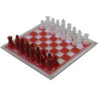 China Glass chess game on sale