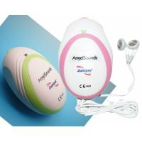 Angelsound JPD-100S Mini Fetal Doppler Monitor,CE&FDA approved,all in one function Manufactures