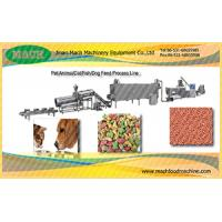 high capacity dry fish feed extruder Manufactures