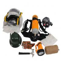Fireman Outfit Firefighter Equipment CCS Approval For Marine Manufactures
