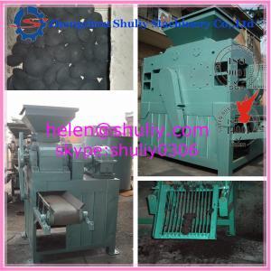 Pillow shaped coal briquette press machine Pillow shaped coal ball pressing machine Ball shaped coal pressing machine Manufactures