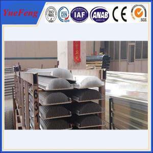 6063 grade aluminium profile, aluminium alloy heat sink quoted by aluminum price per ton Manufactures