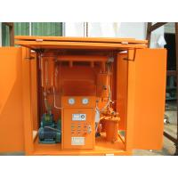 Buy cheap 2017 New Sale Single Stage Transformer Oil Purifier ,Transformer Oil Cleaner Machine from wholesalers