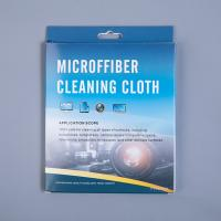 """9"""" * 9"""" Size Non Woven Microfiber Cloth Good Oil And Water Absorbent Manufactures"""