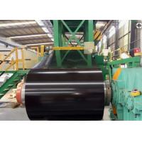 Professional Prepainted Galvanized Steel Coil / PPGI PPGL Hot Rolled Steel Coil Manufactures