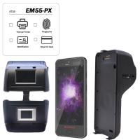 Handheld Wireless Android PDA Thermal Printer GPRS GPS Wifi Bluetooth Free SDK Manufactures