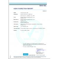 Shanghai Shenghua Cable (Group) Co., Ltd. Certifications