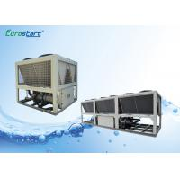 Low Noise R22 / R404a Low Temperature Chiller for Vegetables Cold Room Manufactures