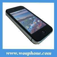 Quality A3 google Android 2.1 smart phone with WIFI GPS for sale