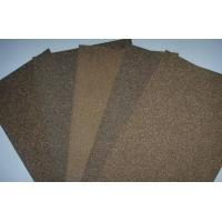 China Recycled Rubber Corks Sheet Flooring Underlay, Sound Insulation and Soundproof on sale