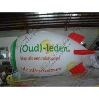 Fireproof Helium Advertising Inflatables Attractive For Public Promotions Manufactures