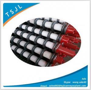 Belt conveyor sleeve/comb roller Manufactures