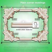 Picture frame decorative corner moulding for interior wall decor Manufactures