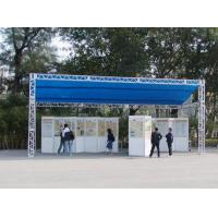 Small Aluminum Stage Light Truss System For Roadside Exhibition Manufactures