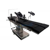Hydraulic C - arm Compatible Operating Table With Sliding Tabletop Manufactures