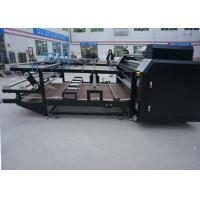 3 Phase 380V Roller Heat Transfer Machine Roll Fabric Heat Sublimation Manufactures