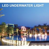 12w JRH2-36/18/12/9/6/3 led underwater light RGB Manufactures