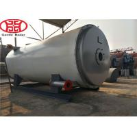 Horizontal Thermal Oil Boiler/Heat transfer oil boiler Organic heat carrier for textile industry Manufactures