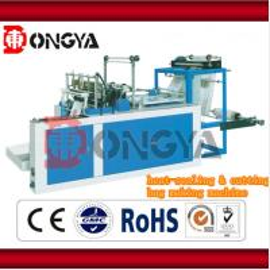 China Automatic Pouch Packing Machine , Plastic Ldpe Bag Making Machine on sale