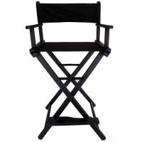 Folding Director Aluminum Mac Makeup Chair Multi - Colour Easy Cleaning Manufactures