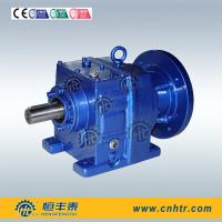 R series Helical Gear Reducer Hard Gear connect directly with motor Manufactures