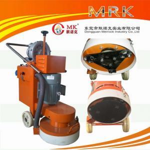 220V Single Plate Floor Grinding Machine Epoxy Floor Grinder Concrete Grinder Manufactures