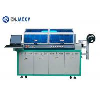 Buy cheap Contact IC Card Slot Milling Implanting Machine PC Program + Servo System Control from wholesalers