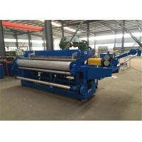 Semi Automatic Roll Mesh Welding Machine Corrosion Resistant For Construction Wire Mesh Manufactures