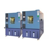 High Precision Rapid Temperature Test Chamber Energy Saving  Fire Resistant Manufactures