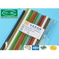China Customizable Colored Hot Melt Glue Sticks / 7mm Glue Gun Sticks on sale