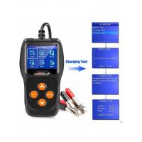 Universal 12 Volt Auto Battery Tester Analyzer 100-2000 CCA Free Upgrade Manufactures