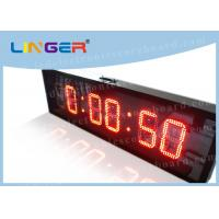 IP65 Waterproof Led Countdown Clock Days Hours Minutes Seconds Iron Cabinet Manufactures