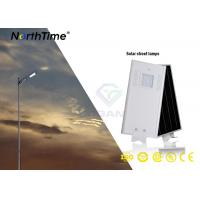 China Mono Crystalline Silicon Solar Powered Road Lights DC 12V For Pavement Street on sale
