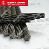 unbonded prestressed concrete steel wire. PC Strand Manufactures