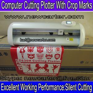 Boat Lettering Cutter 24'' Cutting Plotter Vinyl Sticker Cutter 630 Vinyl Graphic Cutter