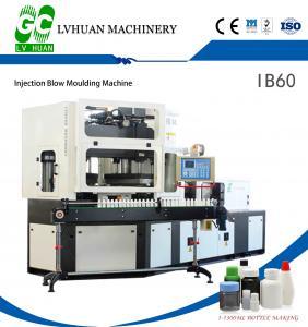 China 30KW IBM Injection Blow Molding Machine 4000×1450×2350mm IB60 on sale