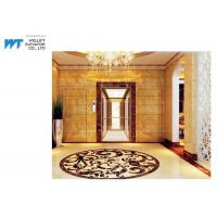 Luxury Villa Residential Lifts And Elevators 2.2M Height Landing Door Capacity 320 / 400Kg Manufactures