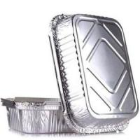 Disposable Food Aluminium Foil Container Good Appearance For Food Package Manufactures