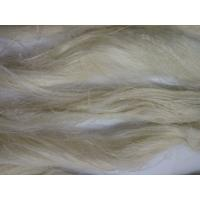Buy cheap 100% Long Hemp Fiber Strength 2143Nm for Filling Material and Non Woven Fabric from wholesalers
