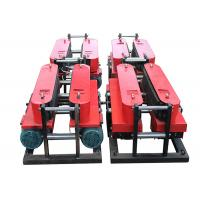 China DSJ Electric Engine Cable Pulling Machine Tools for Cable Layout with Steel on sale