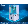 Cut Ur Prize Crane Game Machine Coin Operated Fashion Design Toughened Glass for sale