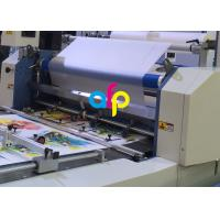 PET / BOPP Gloss Laminating Film With Luster Finish 15micron - 30mic Manufactures