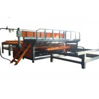 Auto Electric Mesh Welding Machine For Stainless Steel Wire Mesh Fence Manufactures